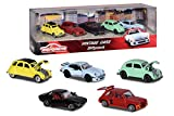 Majorette 212052013 - Set de regalo vintage, vehículos en miniatura, 7.5cm, 1 unidad, colores surtidos