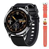 Blackview X1 Smartwatch, Reloj Inteligente Fitness Tracker Hombres Mujeres Niños Impermeable 5ATM Muñeca Pulsómetros Podómetro Caloría Pulsera de Actividad Reloj Deportivo para Android iOS (46 mm)