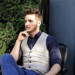 Moda vintage para hombre