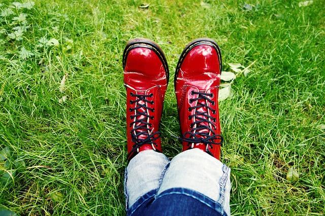 Zapatos vintage para mujer