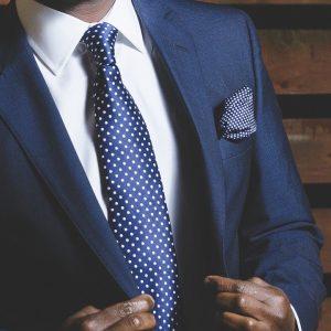 Hombre elegante