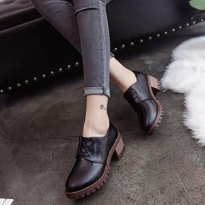 zapatos vintage para mujer de color negro