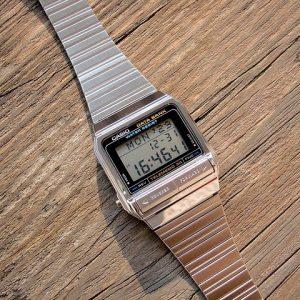 Reloj-Casio-Vintage